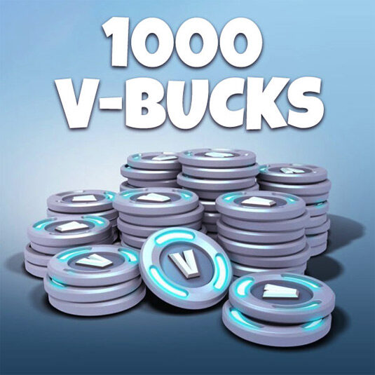 fortnite 1000 v-bucks وی باکس فورتنایت