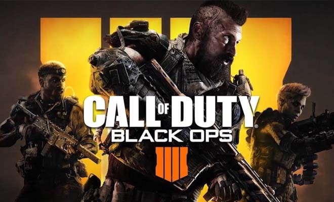 خرید بازی Call of Duty: Black Ops 4