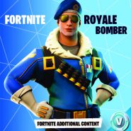Royal bomber