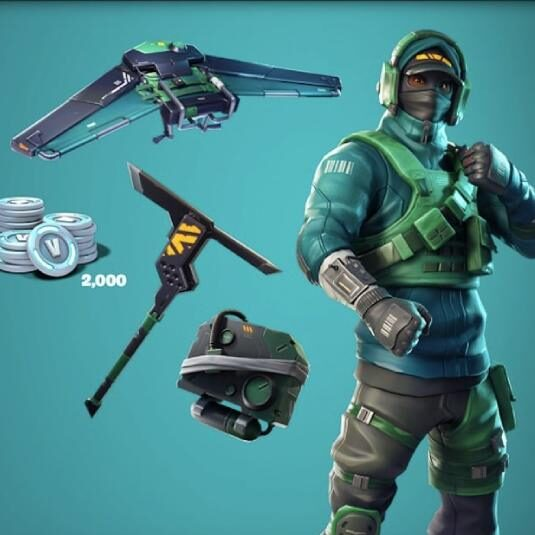 counterattack set fortnite