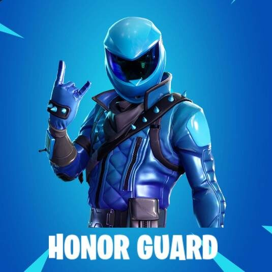 اسکین HONOR Guard فورتنایت Fortnite