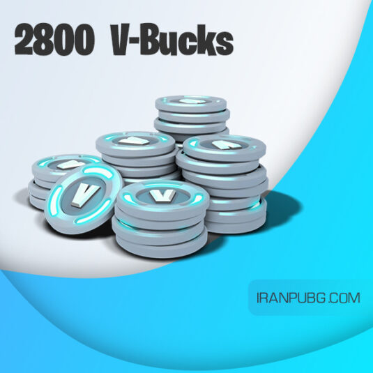 ویباکس بازی فورتنایت Fortnite 2000 v-bucks