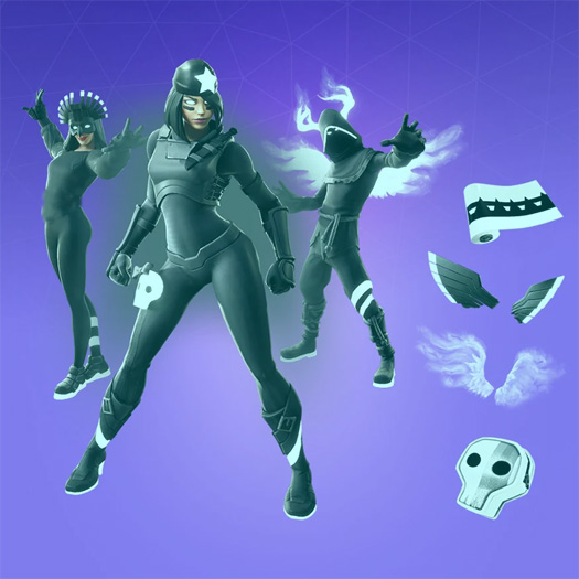 پک فورتنایت Shadows Rising Pack