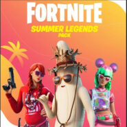 پک فورتنایت Summer Legends Pack