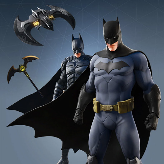 پک فورتنایت بتمن Batman Caped Crusader Pack