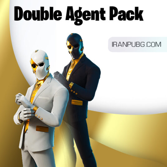 Fortnite Double Agent Pack